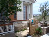 島田市 T様邸 版築土塀門柱 和モダン外構 施工写真4