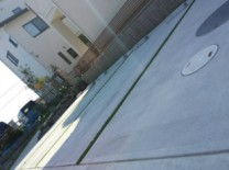 藤枝市泉町 S様邸 緑いっぱい駐車場