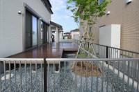 藤枝市 G様邸 和モダン外構 施工写真4